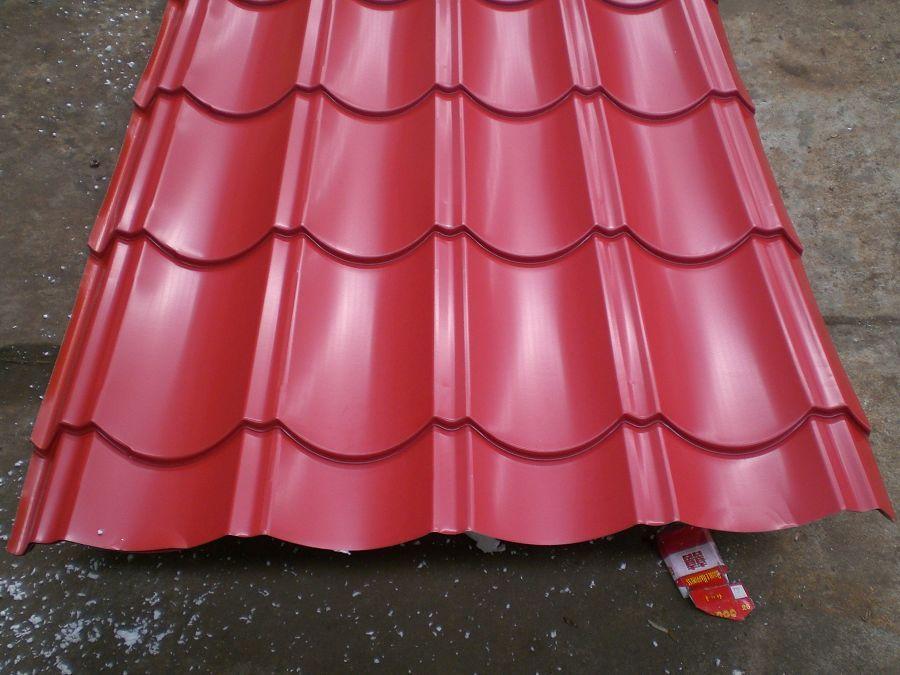 828mm Antique Tile Color Coated Corrugated Metal Roofing Sheets Galvanized Roofing Roofing Roofing Sheets