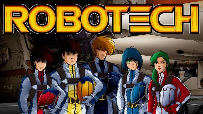 Robotech Brief History Of Robotech Robotech Macross Anime