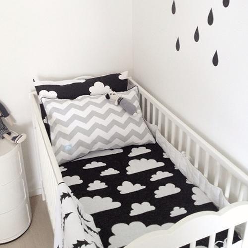 habitación cool bebé | ❤BLACK & WHITE❤ | Pinterest | Bebé