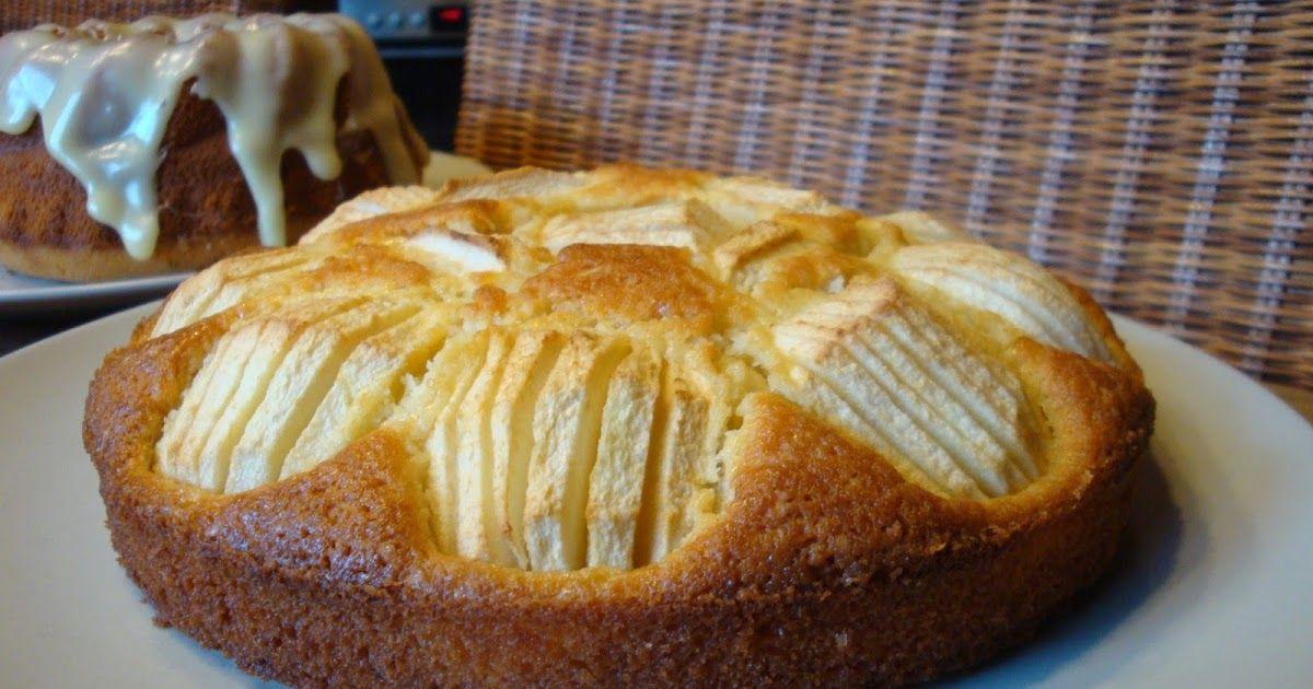Kleiner Apfelkuchen Sehr Fein In 2020 Apfelkuchen Sehr Fein Kuchen Kochen Und Backen