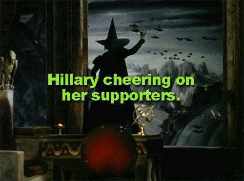 Hillary supporters