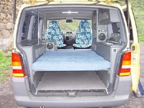 Mercedes Vito Camper Personalizada