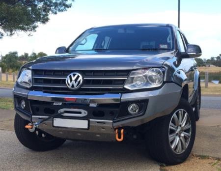 Rhino 4x4 Australia AMAROK FRONT BAR | Cars | Vw amarok, Vw