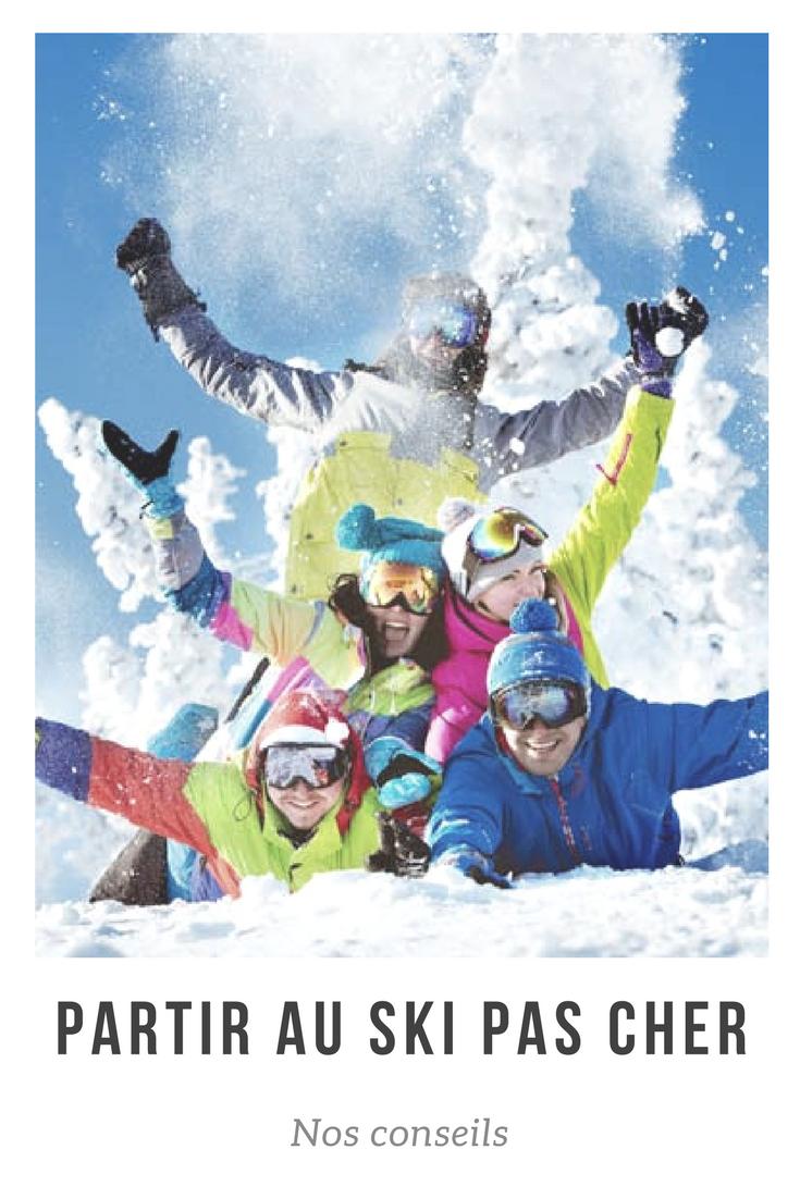 vacances au ski pas cher Envie de neige et de montagne pour vos vacances sans pour autant vous  ruiner ? Eh