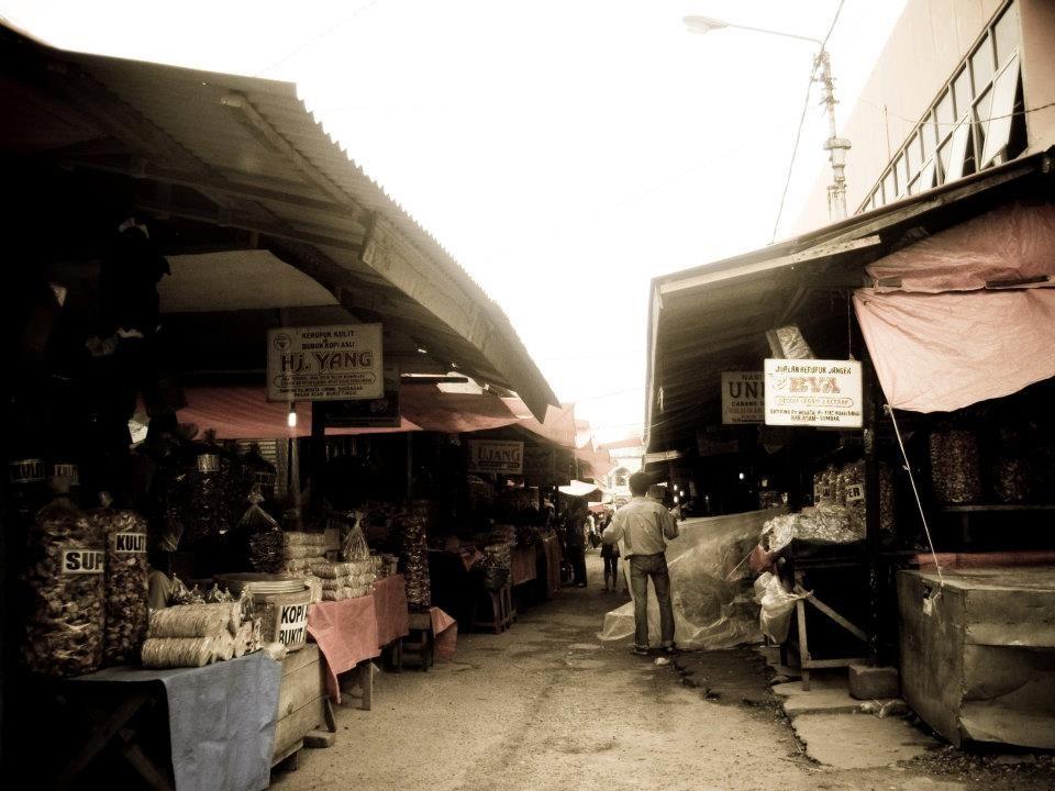 Pasar Atas - Bukittinggi - West Sumatra - Indonesia