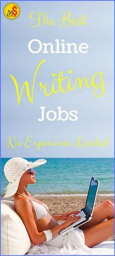 Online Jobs from Home - Start Earning With Writing Jobs No ...