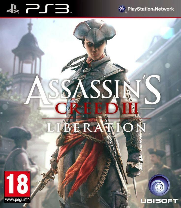 Assassin S Creed Liberation Hd Ps3 Game Assassins Creed Art