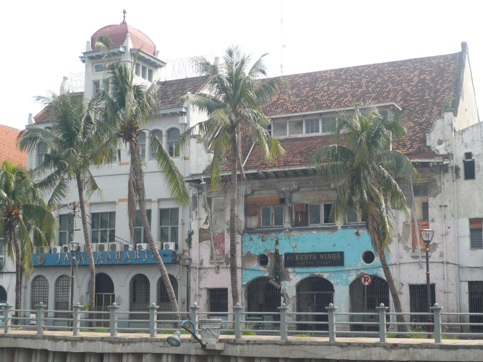 Gedung jasa raharjapt kerta niaga gedung