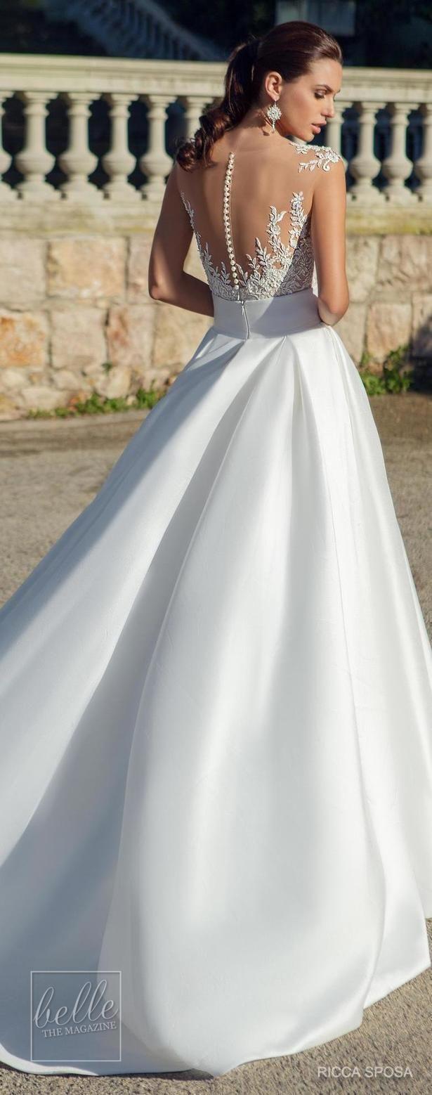 Wedding dresses rica sposa wedding dress collection u hola