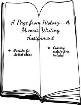 short memoirs for middle school pdf