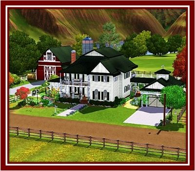 The Old Braden Farm by TarynTempestwind - The Exchange - Community - copy exchange blueprint application