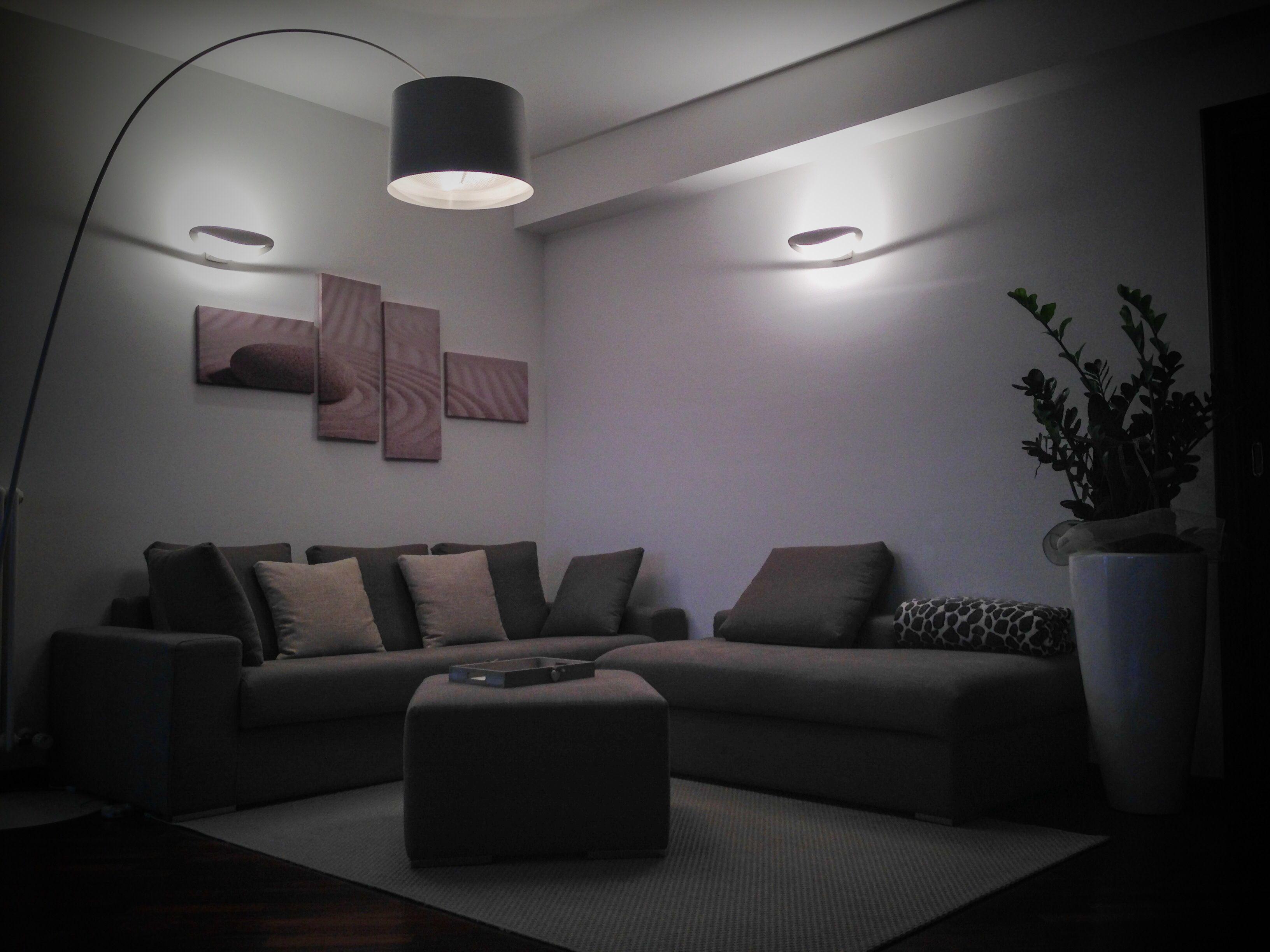 ◼ living room ◼ pesaro livingroom living artemide