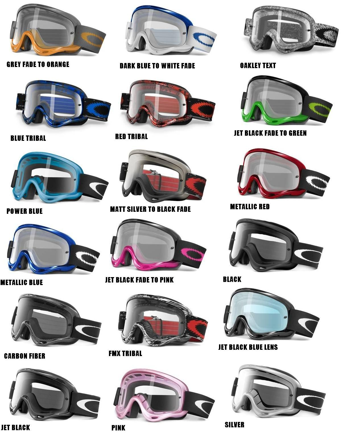 oakley mx o frame lenses