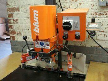 Blum Mini Press Hinge Boring Machine Drip Coffee Maker Hinges Coffee Maker