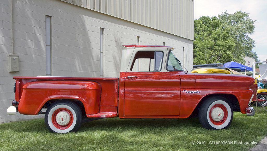 Chevrolet Chevy GMC Suburban Truck Quarter Panel Left 1960-1966 Schott