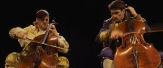 Two Cellists Play AC/DC 'Thunderstruck' Like You've Never Heard It