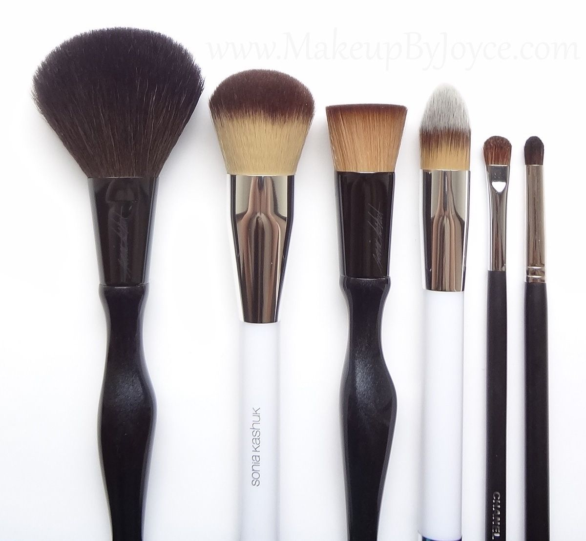 From Left to Right Sonia Kashuk Large Powder Brush, Sonia