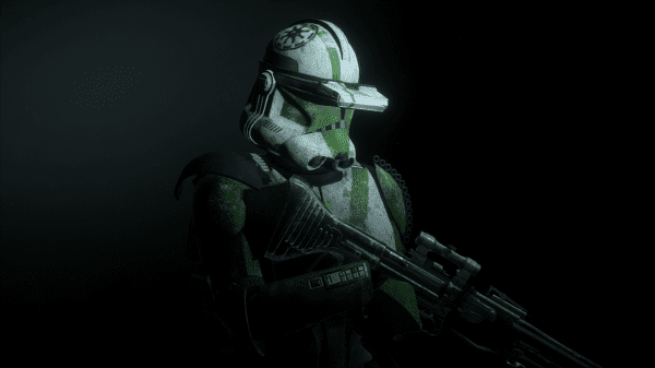 Commander Doom's Company at Star Wars: Battlefront II (2017