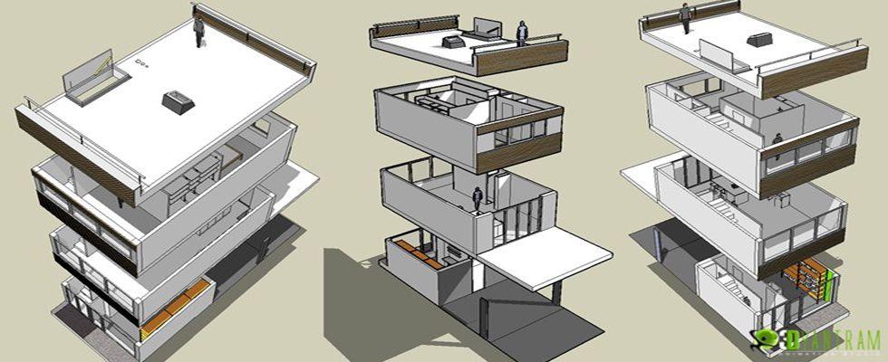 Pin by Gramercy Tech on 3D building Moodboard   Pinterest   3d ...