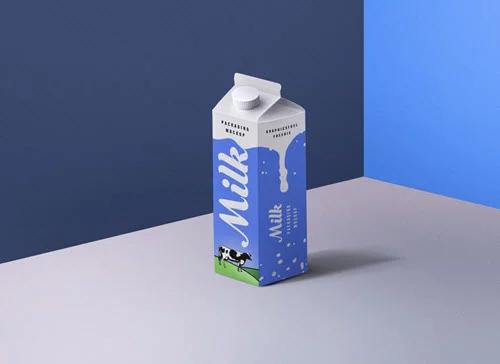 40 Realistic Free Food Packaging Mockups 2019 Free Psd Templates Milk Packaging Packaging Mockup Free Packaging Mockup