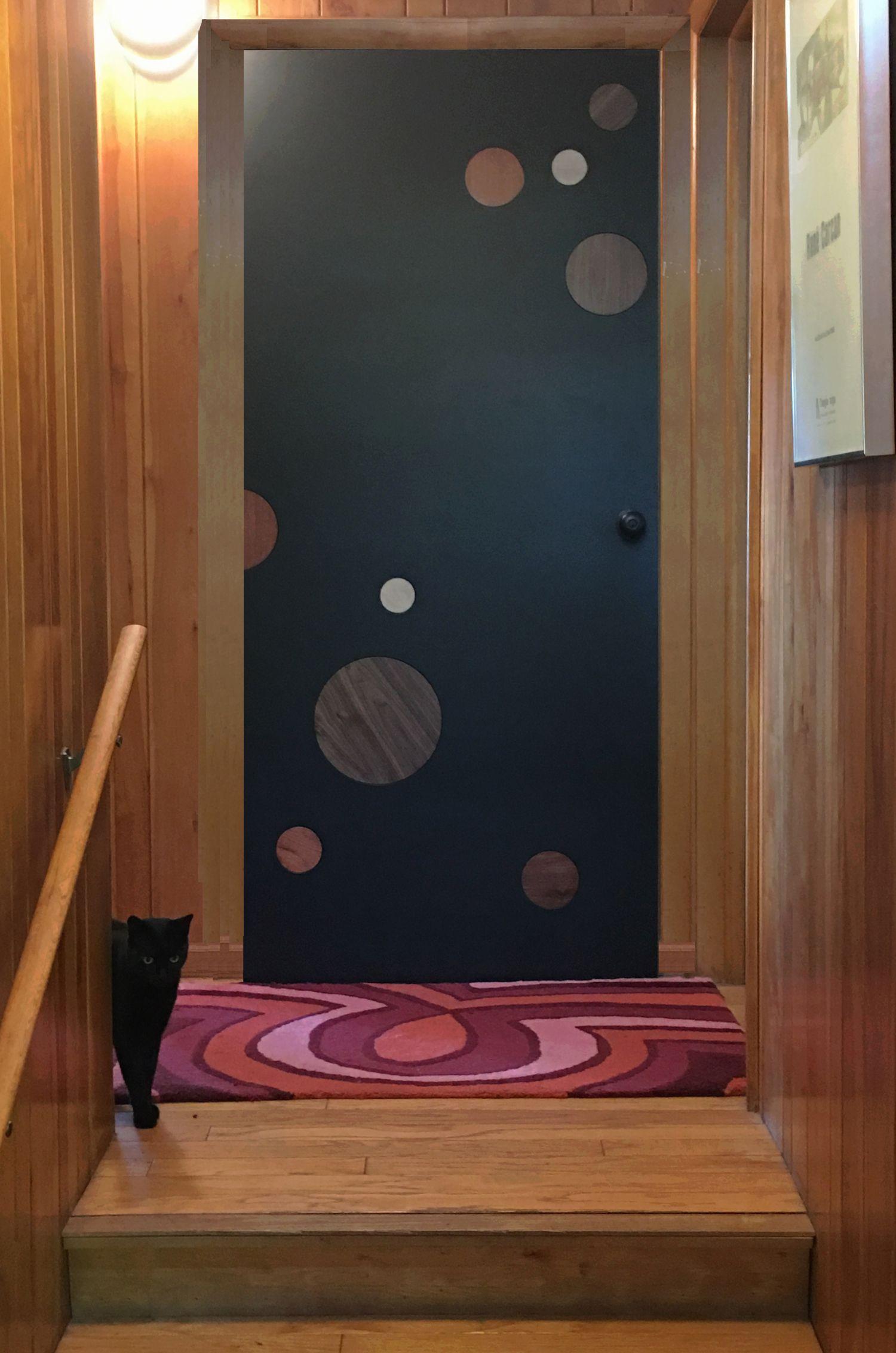 Installing The Constellation Door As An Interior Door In Red Oak