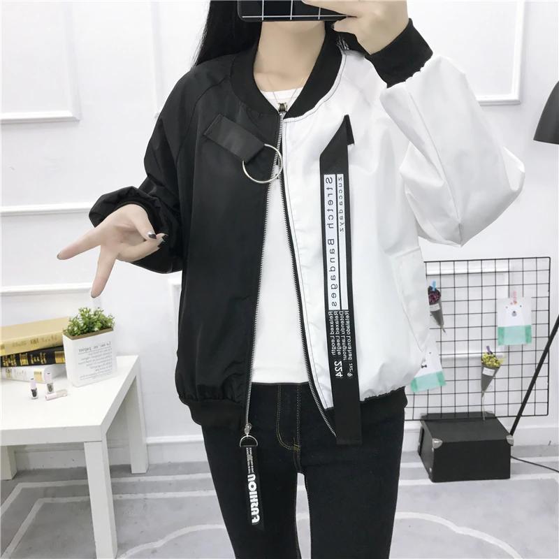 Basic Jacket Outwear Casual Thin Windbreaker Coat Sf In 2020 Women Overcoat Basic Jackets Womens Windbreaker