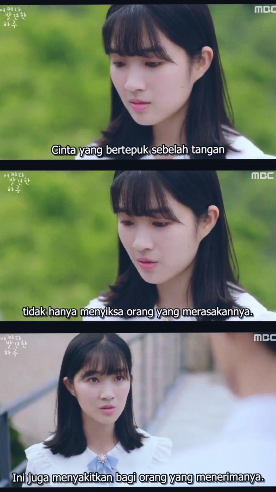 Eun Dan Oh Extraordinary You Kutipan Film Kata Kata Indah Kata Kata Motivasi