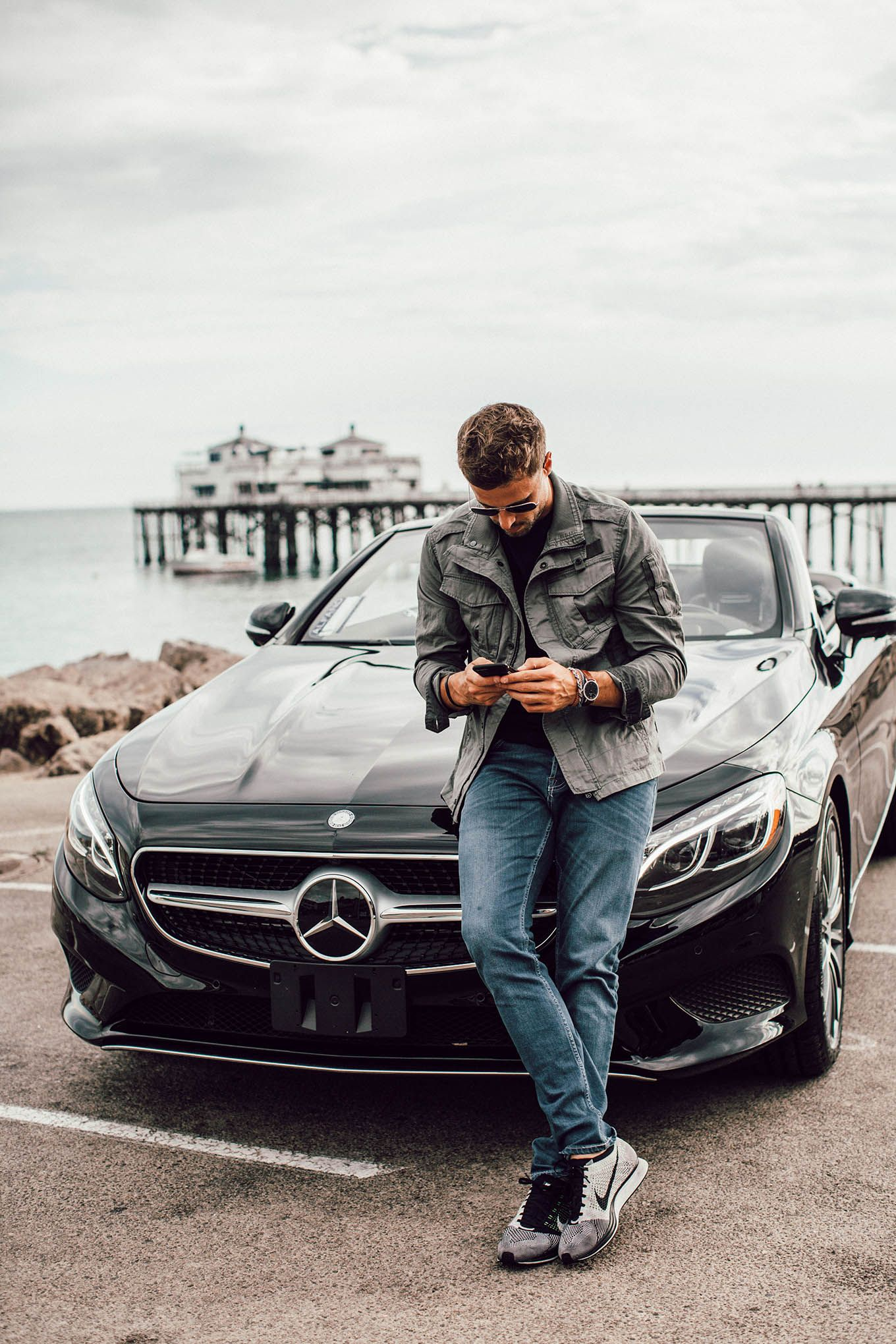 The Best Of Beverly Hills In 72 Hours Men S Business Outfits Photography Poses For Men Men Cars Photography