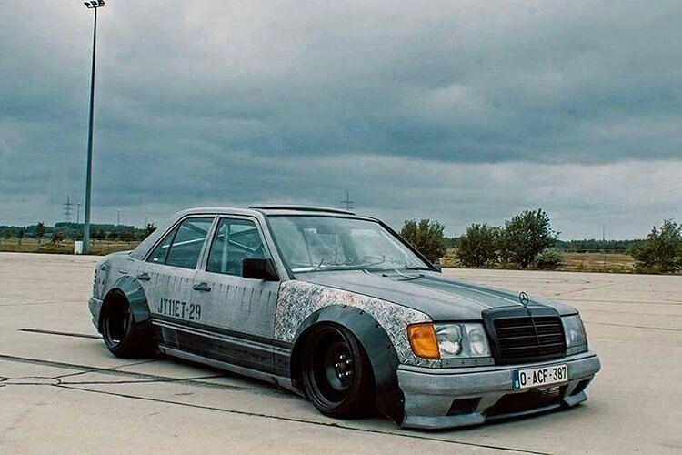 Mercedes-Benz W124 | Mercedes benz 190e, Mercedes benz
