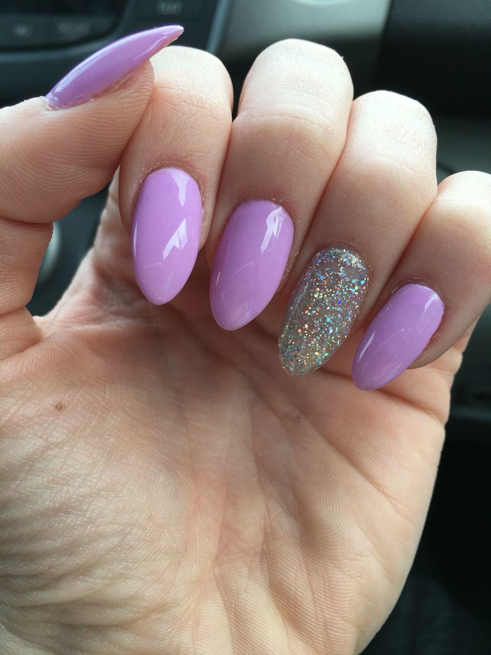 Glitter Claw Nails Glitternails