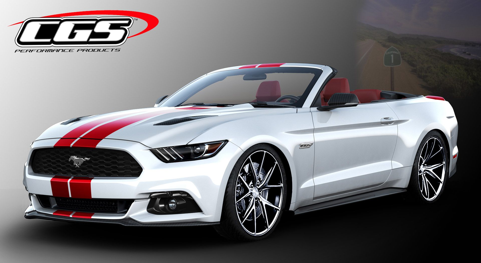 900 Hp Mustang Ecoboost By Bisimoto Ready To Storm Sema Mustang