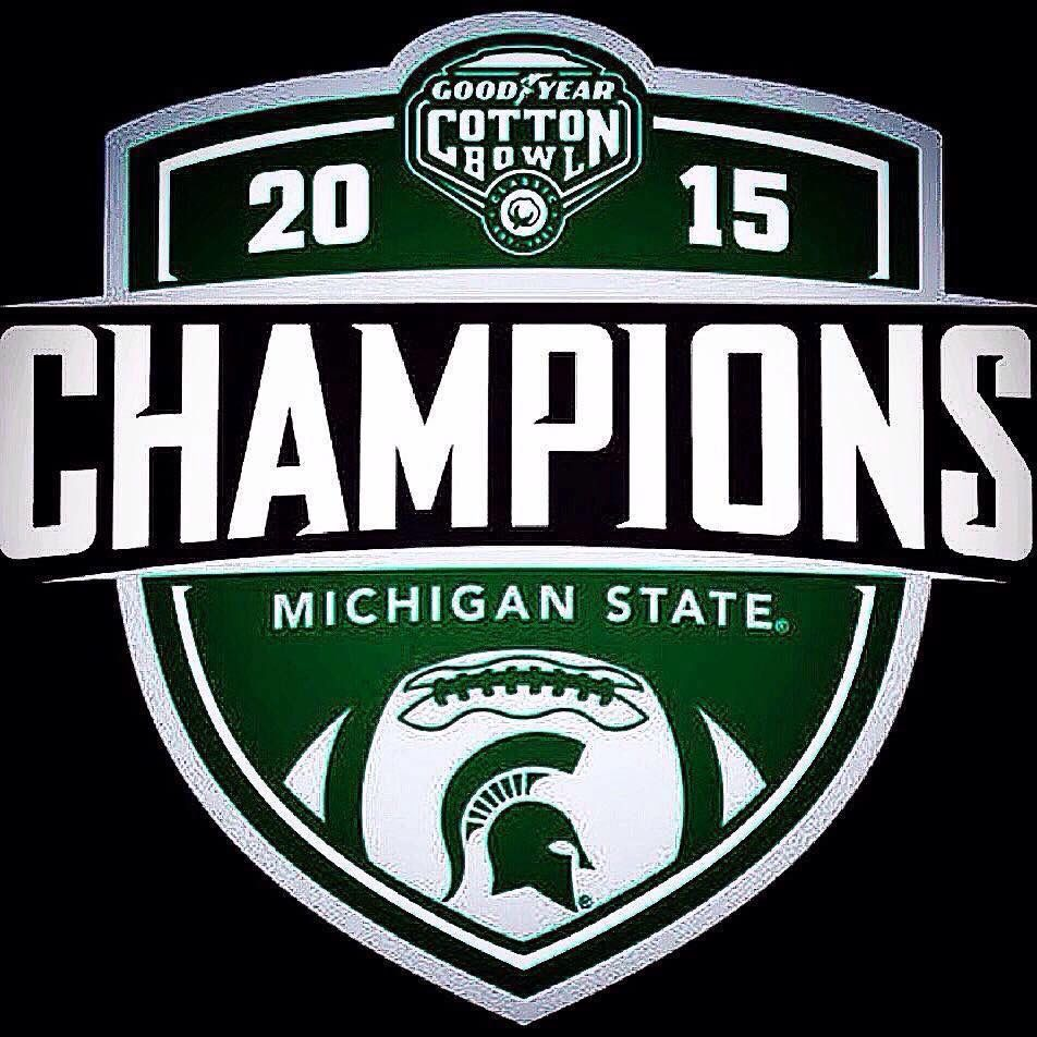 Champs! Msu football, United states air force academy