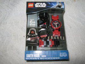 Lego Star Wars Darth Maul Watch With Building Toy 9006777 35 Pcs By Lego 17 99 Toys Games Building Toys Lego Star Wars