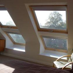 Loft Conversion Attic Conversion Before After New Homes Attic
