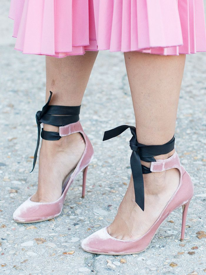 e6b9829dcb12 12 Bridal Shoes That Are Anything but Boring via  WhoWhatWearUK