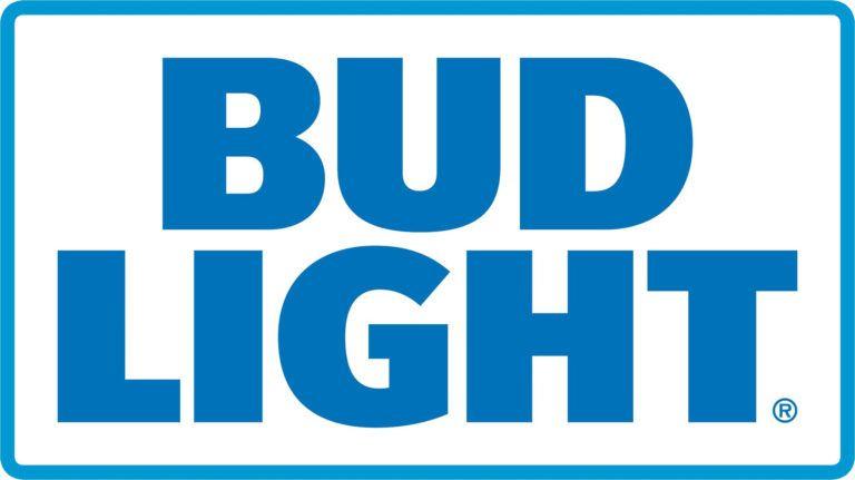 Bud Light New Logo Bud Light Bud Light Beer Sticker Machine