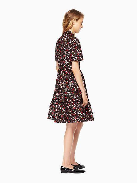 53a38b31aa0 Kate Spade Boho Floral Shirtdress