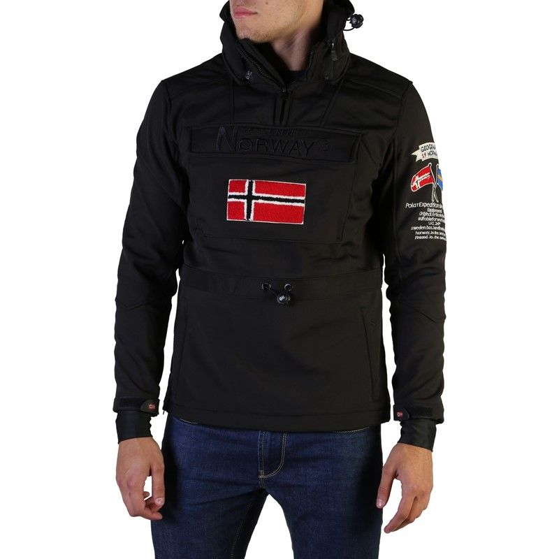 Geographical Norway Herren Winterjacke warm gefüttert