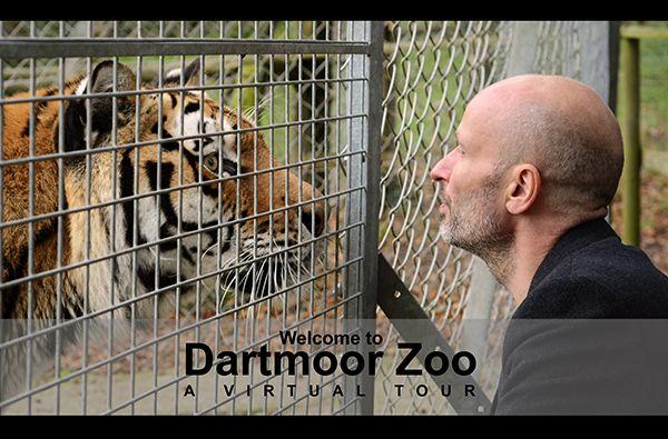 Virtual Tour from #CrowdfunddartmoorZoo
