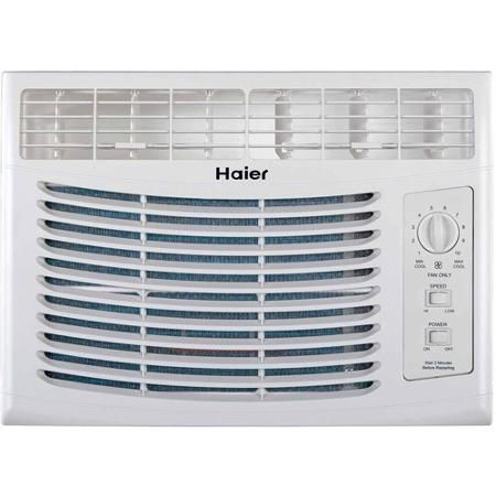 Home Improvement Window Air Conditioner Mechanical Room Window