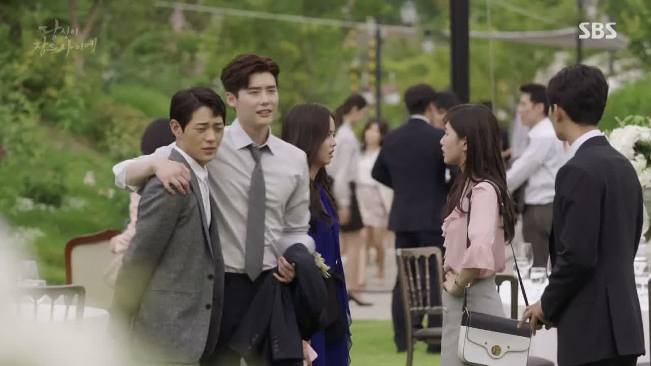 While You Were Sleeping Episodes 31 32 Final Dramabeans
