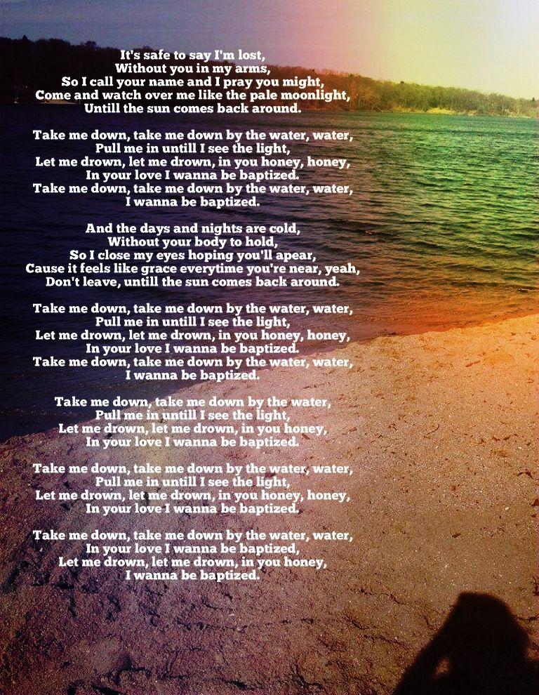 Daughtry Baptized <3 | Lyrics | Pinterest