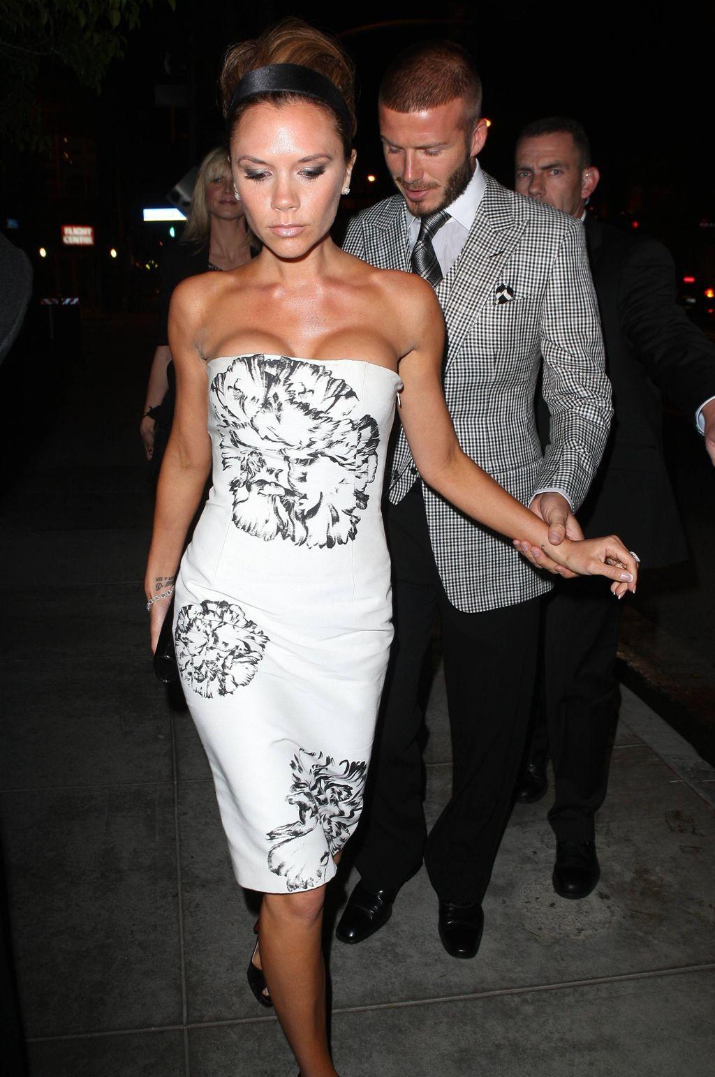 Posh calls David her fashion muse'
