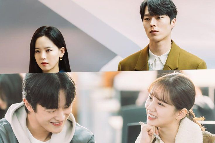 """Kang Han Na And Jang Ki Yong Are Seething With Jealousy At Kim Do Wan And Hyeri In """"My Roommate Is A Gumiho"""""""