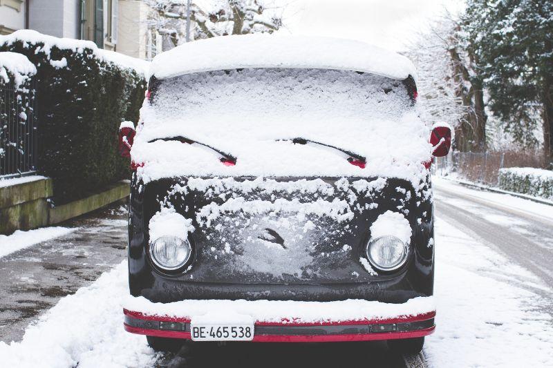 Wintertime in #bern #snow #switzerland