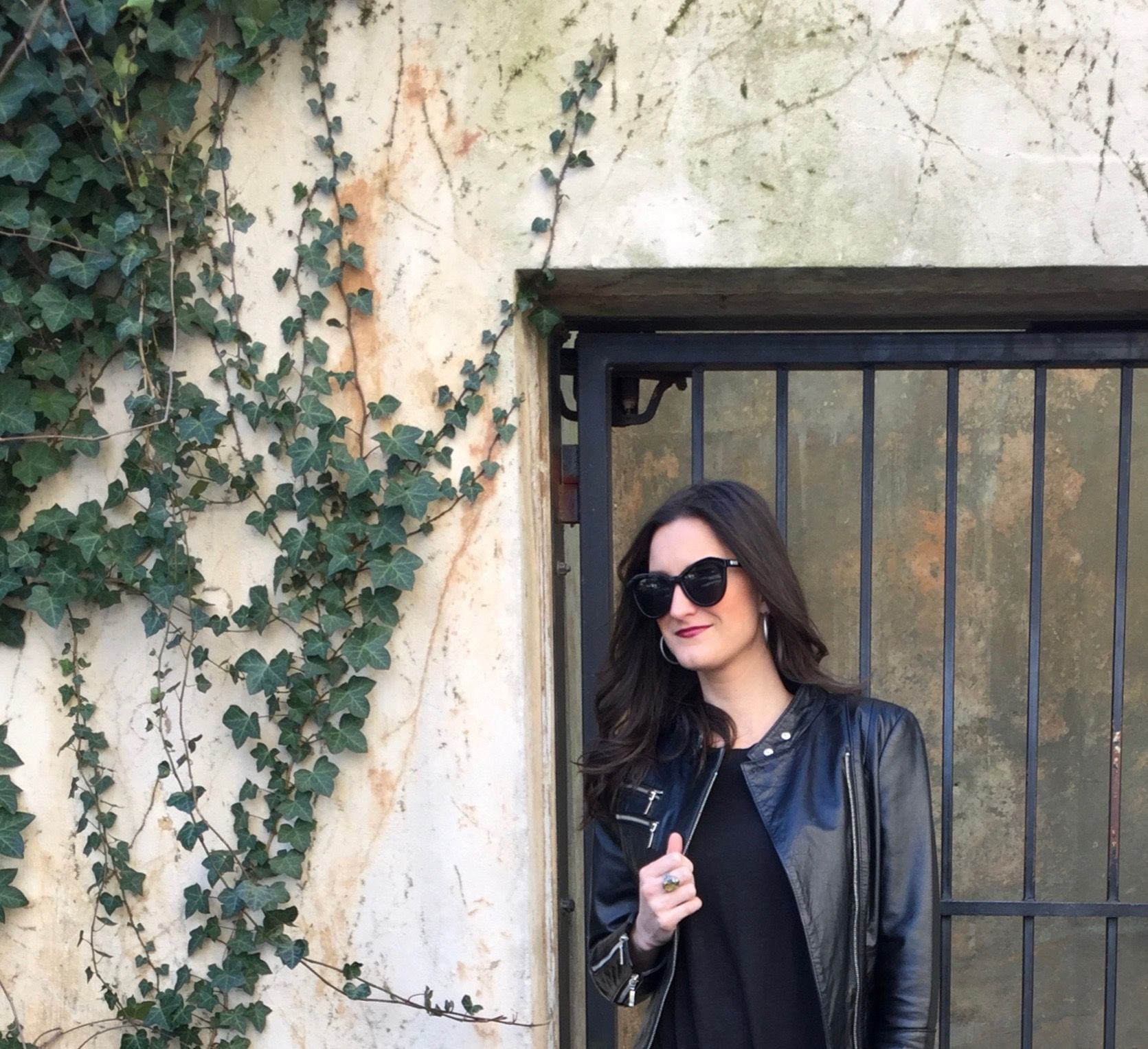 Sparkling in Black // Fashion to a T
