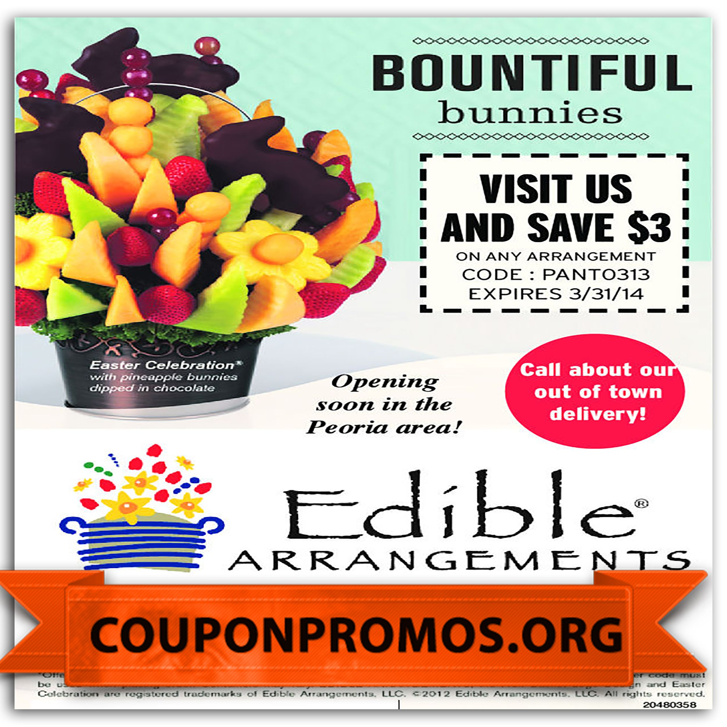 discount coupons for edible arrangement for November