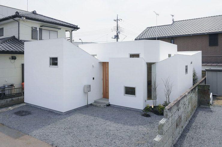 篠崎弘之建築設計事務所 『House M for two person』  http://www.kenchikukenken.co.jp/works/1415348314/116/