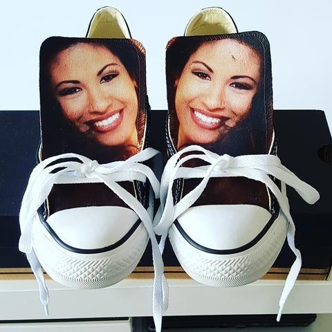 Selena (Version 3) Custom Converse