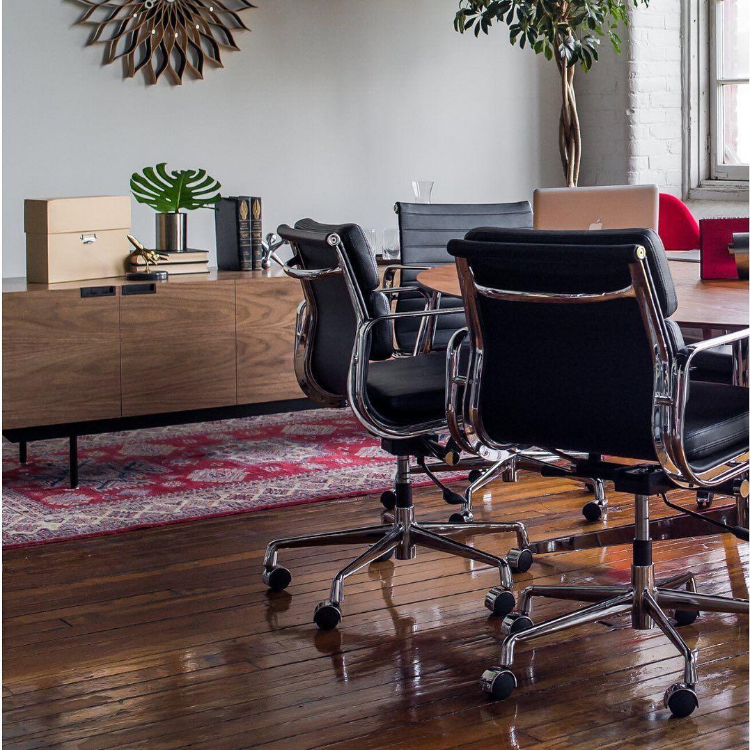 W E D N E S D A Y Office Inspiration Prunellefurniture Officeinspiration Officegoals Interio In 2020 Interior Design Office Inspiration Mid Century Furniture